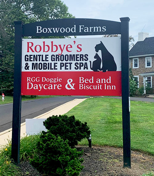 Home - Robbye's Gentle Groomers Daycares Turned Into Mobile Homes on